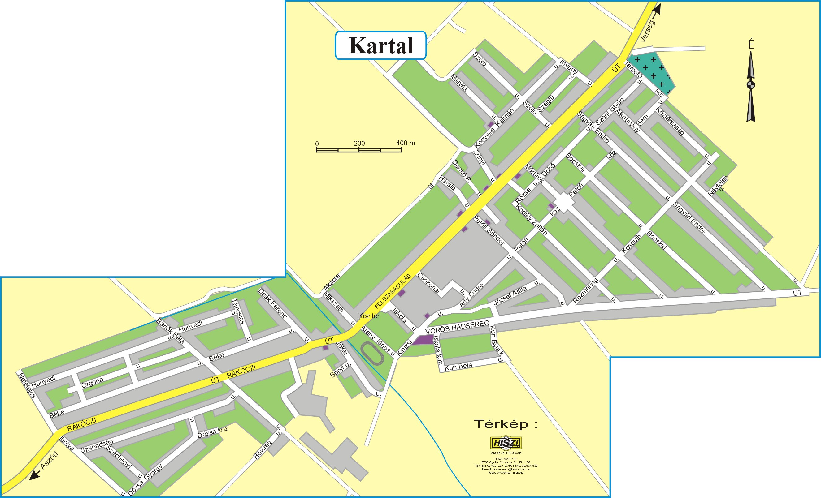 kartal térkép GKRTE GÖDÖLLŐ   Gödöllő és Környéke Regionális Turisztikai Egyesület kartal térkép